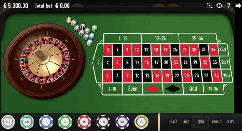 как играть в рулетку онлайн бесплатно